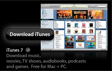 Download iTunes 7 - Click Here -