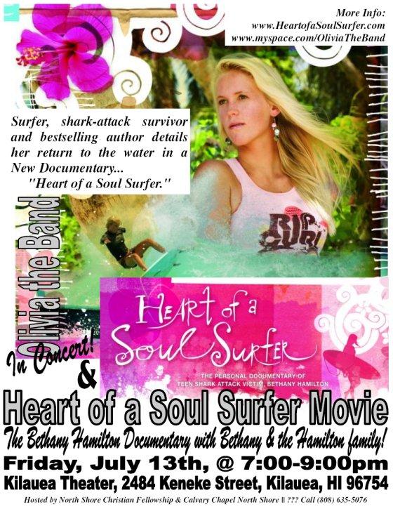 inJesus com - Olivia the Band Concert & Heart of a Soul